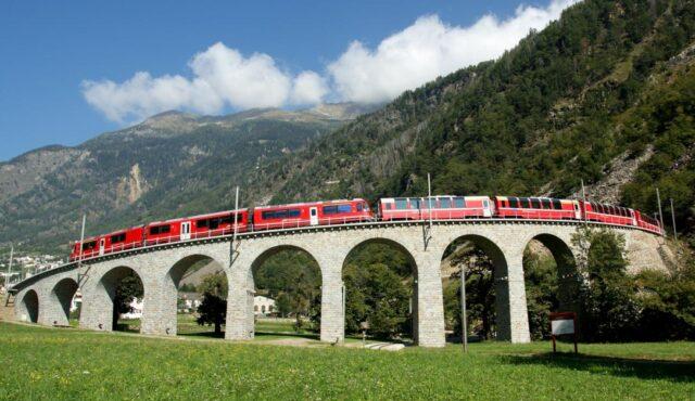 Bernina Express – Lugano 26.07.-30.07.2021