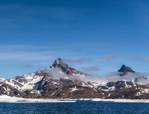 Expedition Arktis 25.07.-09.08.2022