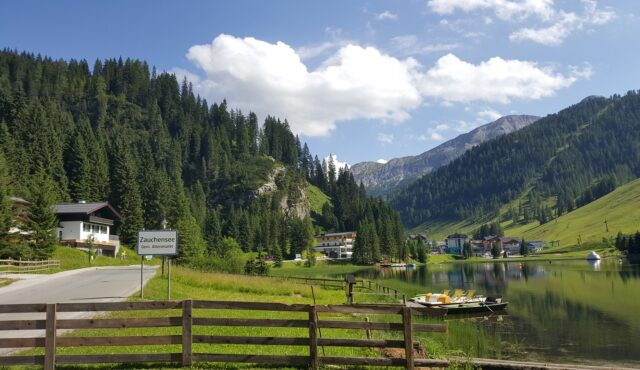Gamskogelhütte bei Zauchensee 04.08.2021