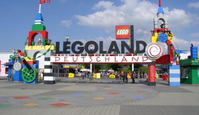 Legoland Deutschland 16.08.-18.08.2021