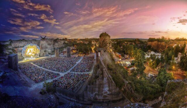 """Oper im Steinbruch St. Margarethen """"Turandot"""" 06.08.2021"""