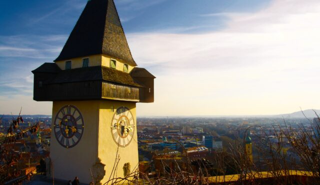 Aufsteirern in Graz 19.09.2021