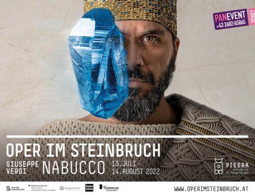 """Oper """"Nabucco"""" im Steinbruch St. Margarethen 05.08.2022"""