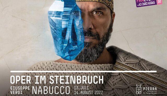 """Oper """"Nabucco"""" im Steinbruch St. Margarethen 16.07.2022"""
