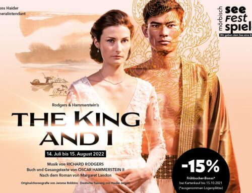 """Seefestspiele Mörbisch Musical """"The King and I"""" 13.08.2022"""