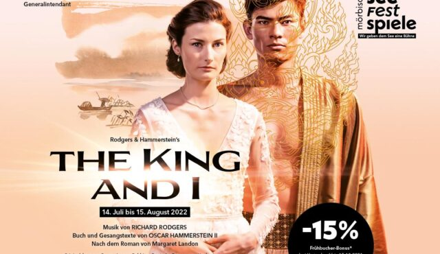 """Seefestspiele Mörbisch Musical """"The King and I"""" 22.07.2022"""