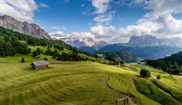 Wanderreise Südtiroler Dolomiten 04.10.-09.10.2021