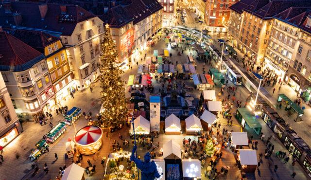 Advent in Graz 10.12.2021