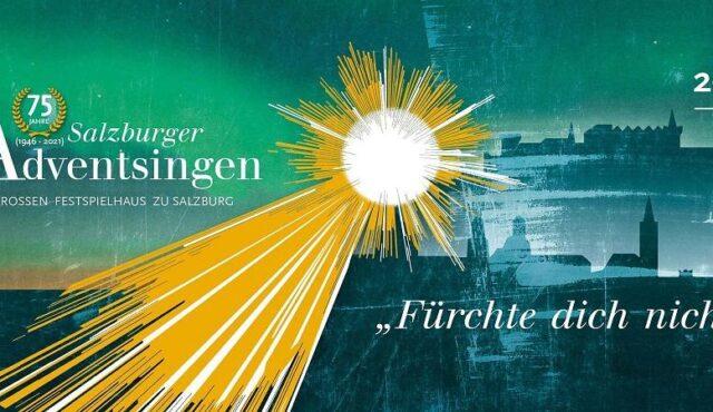 Adventsingen in Salzburg 04.12.2021