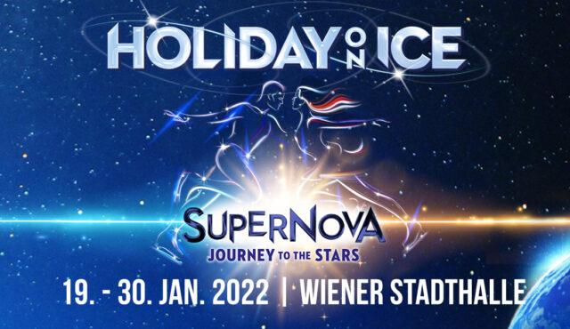 "Holiday on Ice ""Supernova"" 20.01.2022"