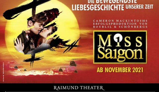 """Musical """"Miss Saigon"""" 17.04.2022"""
